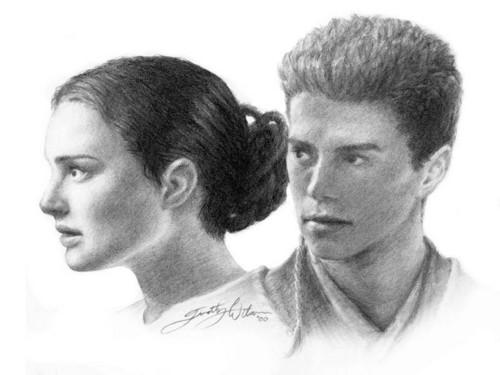 Padme & Anakin