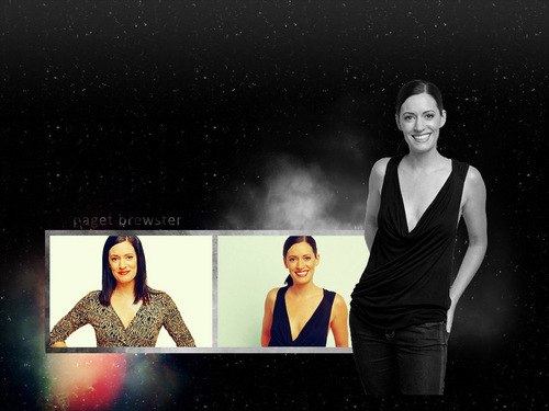 Paget Brewster wallpaper with a concert entitled Paget Wallpaper