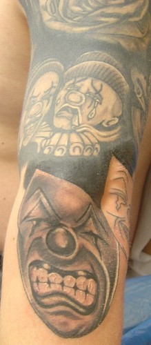 Tattoos wallpaper titled Part of the boog style sleeve