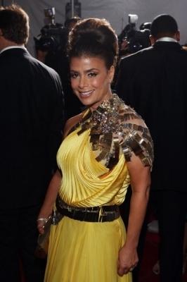 Paula @ the 51st Annual Grammy Awards