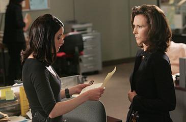 Prentiss & her Mother
