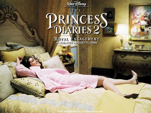 Princess diaries Обои