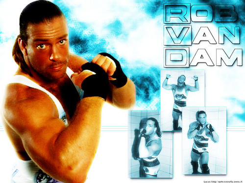Professional Wrestling wallpaper entitled RVD