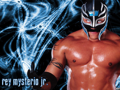 Professional Wrestling wallpaper called Rey Misterio Jr.