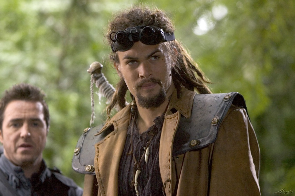 stargate ronon and tealc