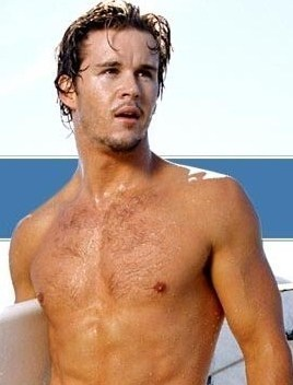 Ryan Kwanten Shirtless (Jason Stackhouse)