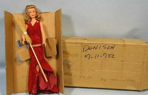 Samantha 1965 Vintage Doll