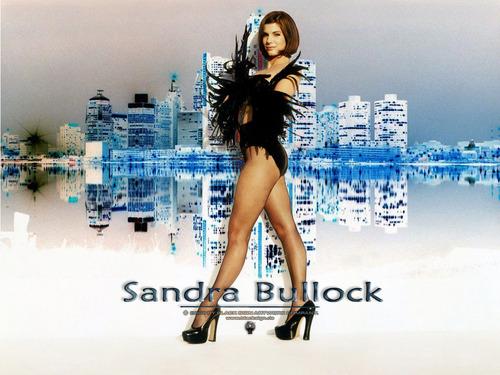 Sandra Bullock wallpaper titled Sandra Bullock