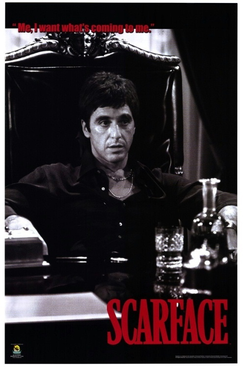 Scarface gangster movies photo 4105686 fanpop - Scarface images ...
