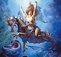 Seahorse Girl