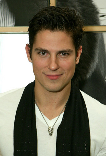 Sean Faris Armani Exchange