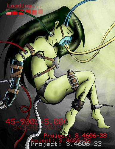 Shego: Project S