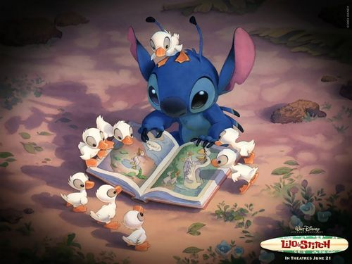 Stitch - lilo-and-stitch Wallpaper
