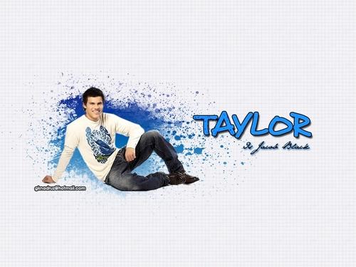 Taylor/Jacob Black