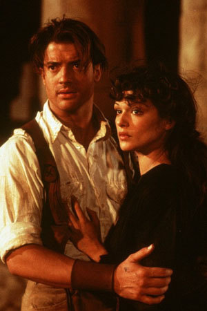 Movies for fan-fiction the mummy series