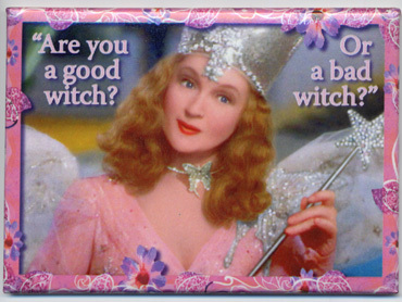 The beautiful good witch  - the-wizard-of-oz Photo