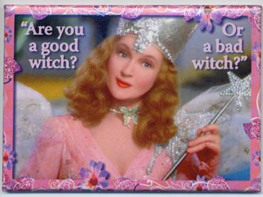 Le Magicien d'Oz fond d'écran titled The beautiful good witch