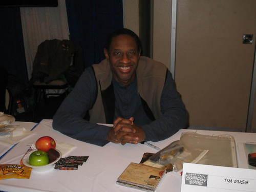 Tim Russ (Tuvok) circa 2008