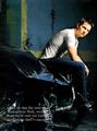 Tom Cruise Celebrity mag photoshoot