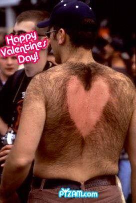Valentines puso