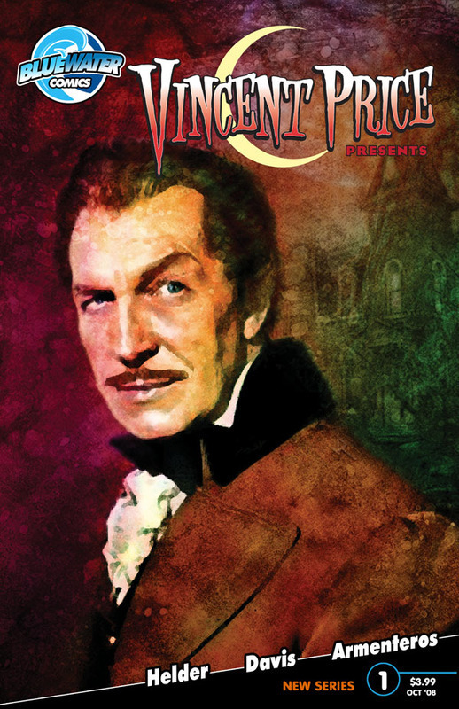 Vincent price magazine cover