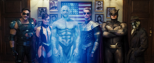 Watchmen Publicity Photos