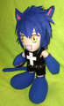 Yoru plushie  - shugo-chara photo