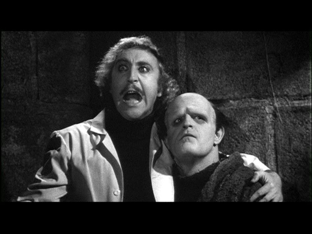 young frankenstein Young frankenstein tickets from £2000, save up to 50% free dinner from £4950, no fees the hit musical comedy by mel brooks at.