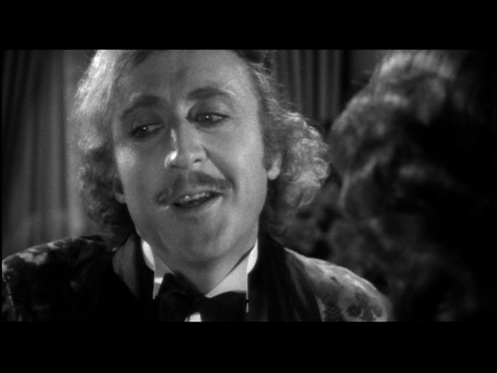 young frankenstein An american grandson of the infamous scientist, struggling to prove that his grandfather was not as insane as people believe, is invited to transylvania, where he.
