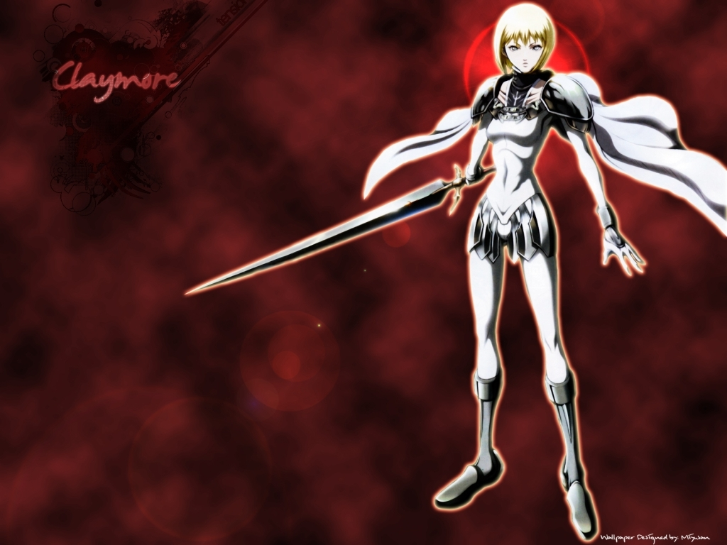 claymore images claymore hd wallpaper and background