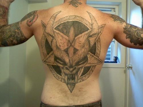 doom tattoo