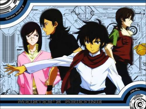 mobile suit gundam 00 guys