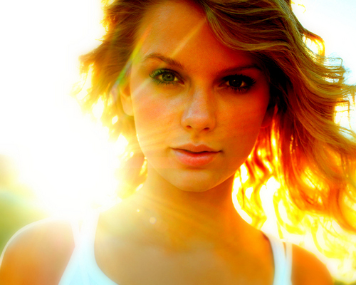 Taylor Swift wallpaper containing a portrait called taylor :]