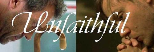 'Unfaithful' Banner