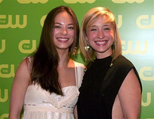 Allison and Kristin