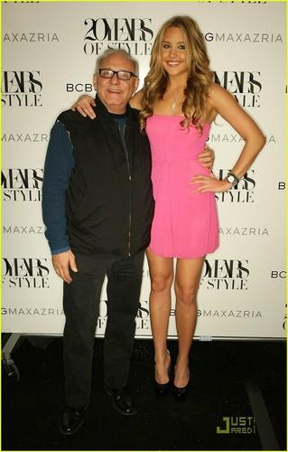 Amanda @ Mercedes-Benz Fashion Week