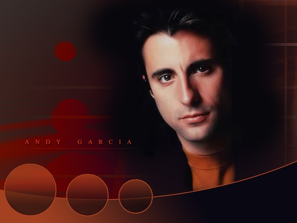 Andy Garcia - Wallpaper Actress