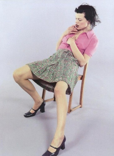 Anna Molinari Photoshoot