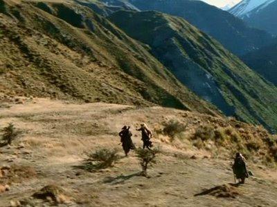 Aragorn, Legolas, & Gimli
