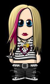 Avril Lavigne Weemee