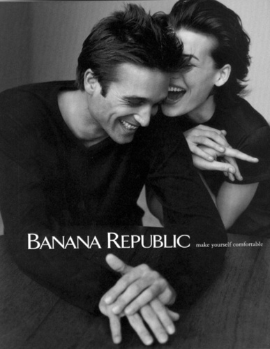 Banana Republic Photoshoot