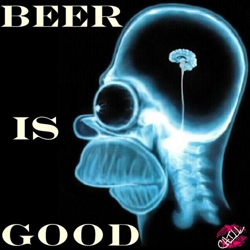 cerveza is good