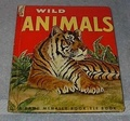 Book Cover - wild-animals photo