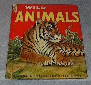 Wild Animals wallpaper possibly with anime called Book Cover