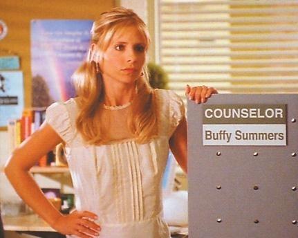 Buffy counselor