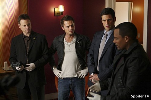 CSI - NY - 5.18 - No Point of Return - Promo Pictures