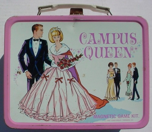 Campus Queen Lunch Box