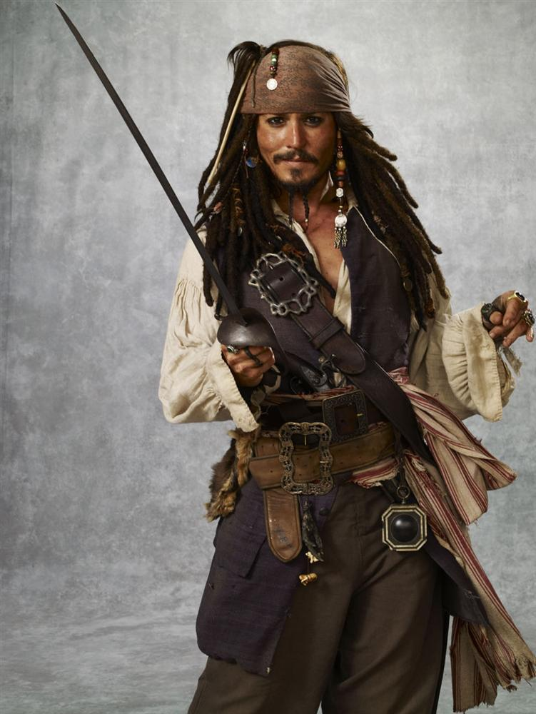 captain jack pirate