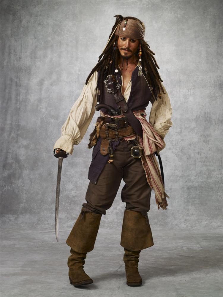 Captain Jack Sparrow Captain Jack Sparrow Photo 4274505