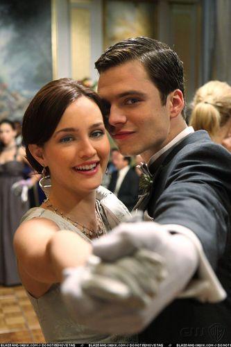 Carter and Blair